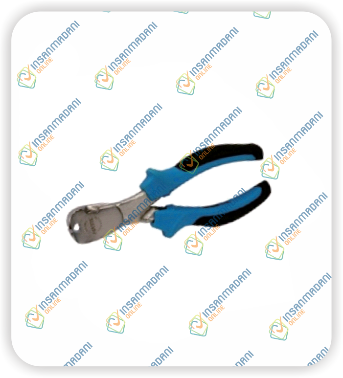 Diagonal cutting pliers 6
