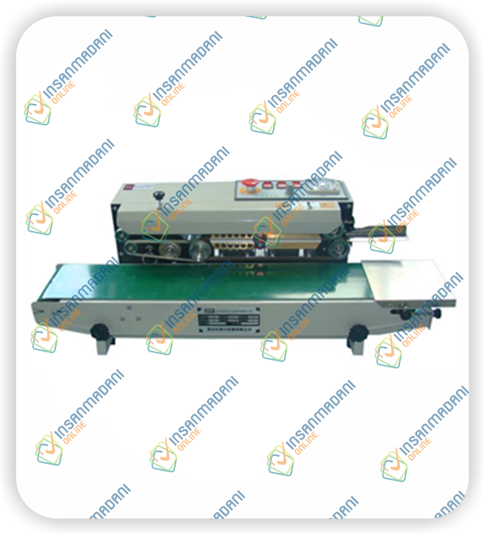 Horizontal type band sealer