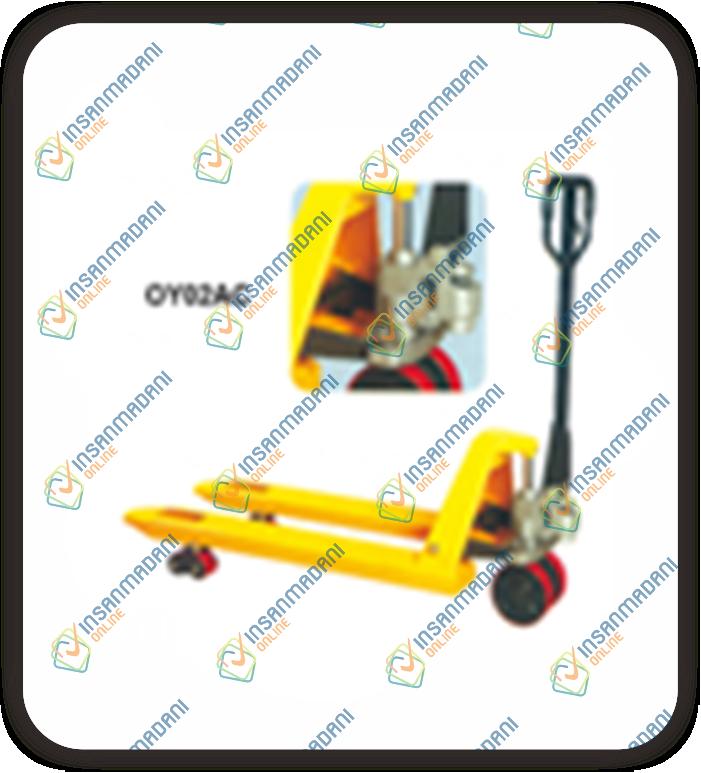 HydraulicHand Pallet Truck/3000 kg
