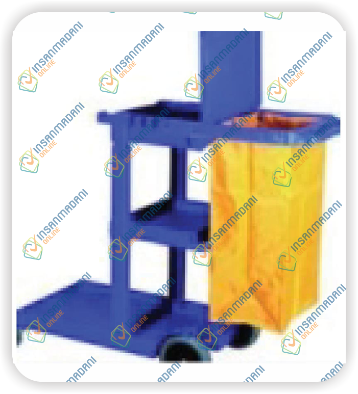 Cleaning Cart (With Cover)